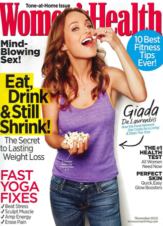 I found the actual issue that introduced me to yoga!