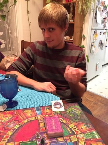 Boardgame sass
