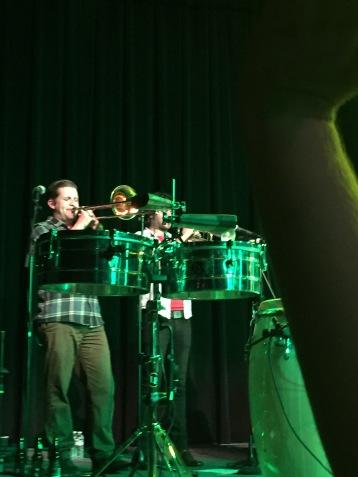 Trombone guy was so good